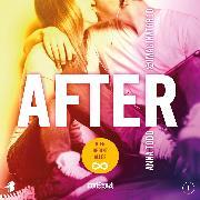 Cover-Bild zu After 1: Hier begint alles (Audio Download) von Todd, Anna