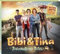 Cover-Bild zu Bibi & Tina - Soundtrack zum 4. Kinofilm: Tohuwabohu total