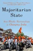 Cover-Bild zu Majoritarian State (eBook) von Chatterji, Angana P. (Hrsg.)