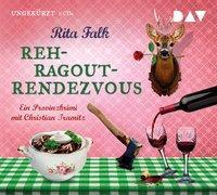 Cover-Bild zu Falk, Rita: Rehragout-Rendezvous