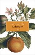 Cover-Bild zu Der Jane Austen Kalender von Grawe, Christian (Hrsg.)
