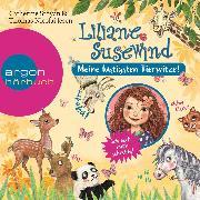 Cover-Bild zu eBook Liliane Susewind - Meine lustigsten Tierwitze (Ungekürzte Lesung)