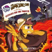 Cover-Bild zu eBook My Little Pony - Daring Do und der gezeichnete Dieb von Marapore
