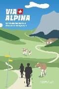 Cover-Bild zu Via Alpina von Zelenka, Alexander