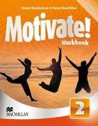 Cover-Bild zu Heyderman, Emma: Motivate! Level 2 Workbook & Audio CD