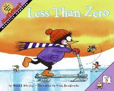 Cover-Bild zu Less Than Zero von Murphy, Stuart J.
