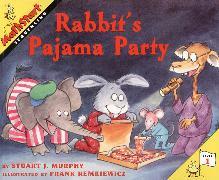 Cover-Bild zu Rabbit's Pajama Party von Murphy, Stuart J.