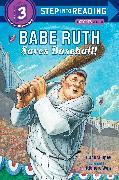 Cover-Bild zu Babe Ruth Saves Baseball! von Murphy, Frank