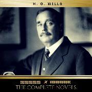 Cover-Bild zu H.G. Wells: The Complete Novels (Audio Download) von Wells, H.G.