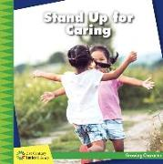 Cover-Bild zu Stand Up for Caring von Murphy, Frank