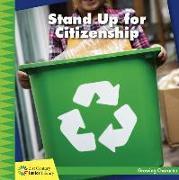 Cover-Bild zu Stand Up for Citizenship von Murphy, Frank