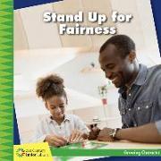 Cover-Bild zu Stand Up for Fairness von Murphy, Frank