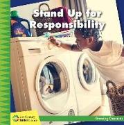 Cover-Bild zu Stand Up for Responsibility von Murphy, Frank