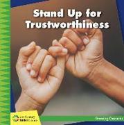 Cover-Bild zu Stand Up for Trustworthiness von Murphy, Frank