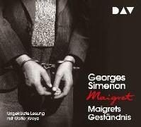 Cover-Bild zu Simenon, Georges: Maigrets Geständnis