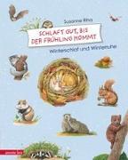 Cover-Bild zu Schlaf gut, bis der Frühling kommt! von Riha, Susanne
