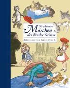 Cover-Bild zu Die schönsten Märchen der Gebrüder Grimm von Grimm, Wilhelm