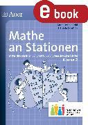 Cover-Bild zu Mathe an Stationen 2 Inklusion (eBook) von Jakobi, Anna Lena