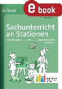 Cover-Bild zu Sachunterricht an Stationen 4 Inklusion (eBook) von Schmidt, Daniela