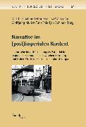 Cover-Bild zu Narrative im (post)imperialen Kontext (eBook) von Schmidt, Matthias (Hrsg.)