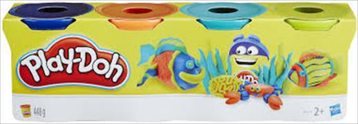 Cover-Bild zu Play-Doh 4-pack