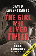 Cover-Bild zu The Girl Who Lived Twice: A Dragon Tattoo Sampler (eBook) von Lagercrantz, David