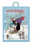 """Cover-Bild zu Adventskalender """"Der kleine Maulwurf"""""""