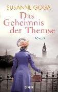 Cover-Bild zu Das Geheimnis der Themse von Goga, Susanne