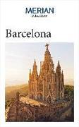 Cover-Bild zu MERIAN Reiseführer Barcelona von Borrée, Sascha