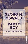 Cover-Bild zu Party Boy (eBook) von Oswald, Georg M.