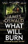 Cover-Bild zu What Will Burn von Oswald, James
