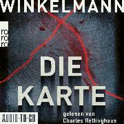 Cover-Bild zu Die Karte - Kerner und Oswald, (gekürzt) (Audio Download) von Winkelmann, Andreas