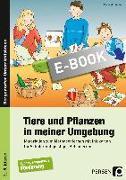 Cover-Bild zu Tiere und Pflanzen in meiner Umgebung (eBook) von Häußler, Michael