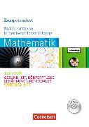 Cover-Bild zu Mathematik Kompetenztest. Basiskenntnisse in der beruflichen Bildung. CD-ROM von Hinze, Robert
