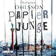 Cover-Bild zu Papierjunge (Audio Download) von Ohlsson, Kristina