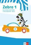 Cover-Bild zu Zebra 1. Buchstabenheft Plus in Grundschrift Klasse 1