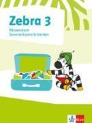 Cover-Bild zu Zebra 3. Wissensbuch Klasse 3