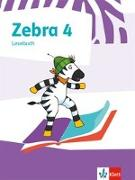 Cover-Bild zu Zebra 4. Lesebuch Klasse 4