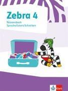Cover-Bild zu Zebra 4. Wissensbuch Klasse 4