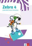 Cover-Bild zu Zebra 4. Heft Lesen/Schreiben ausleihfähig
