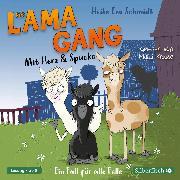Cover-Bild zu Die Lama-Gang. Mit Herz & Spucke 1: Ein Fall für alle Felle (Audio Download) von Schmidt, Heike Eva