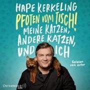 Cover-Bild zu Pfoten vom Tisch! von Kerkeling, Hape
