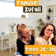 Cover-Bild zu Zufall, Familie: Familie Zufall Folge 26-30 (Audio Download)