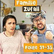 Cover-Bild zu Zufall, Familie: Folge 31-35 (Audio Download)