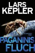 Cover-Bild zu Paganinis Fluch von Kepler, Lars