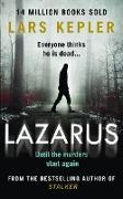 Cover-Bild zu Lazarus (Joona Linna, Book 7) (eBook) von Kepler, Lars
