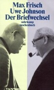 Cover-Bild zu Der Briefwechsel von Frisch, Max