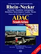 Cover-Bild zu Rhein-Neckar-Karter, Mannheim, Ludwigshafen Großraum.. 1:20'000