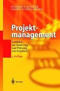 Cover-Bild zu Projektmanagement von Kessler, Heinrich