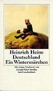 Cover-Bild zu Deutschland, ein Wintermärchen von Heine, Heinrich